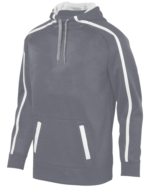5554 Augusta Sportswear GRAPHITE/ WHITE
