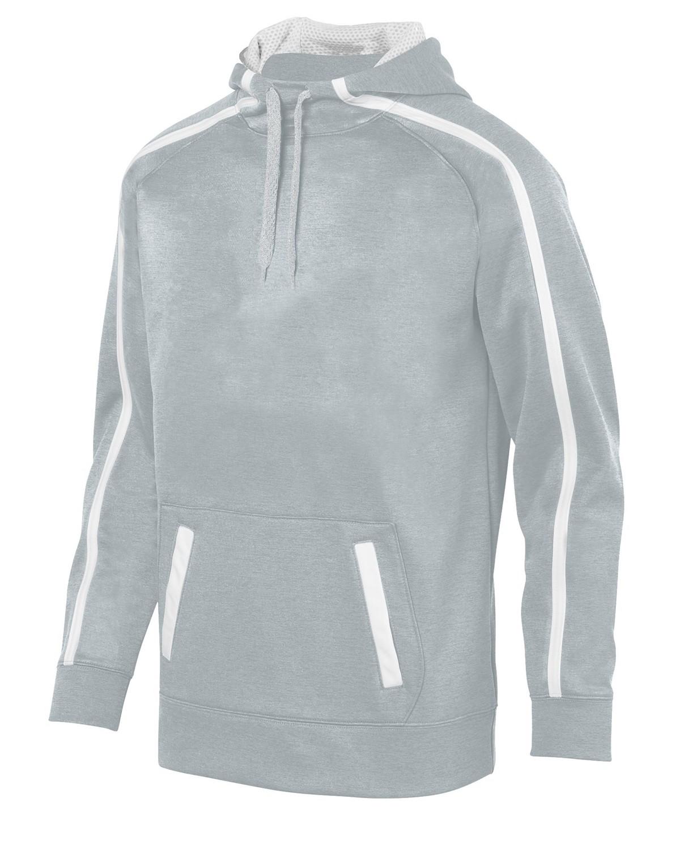 5554 Augusta Sportswear SILVER/ WHITE