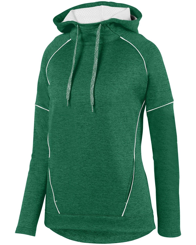 5556 Augusta Sportswear DARK GREEN/ WHT