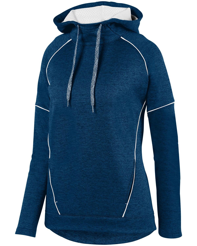 5556 Augusta Sportswear NAVY/ WHITE