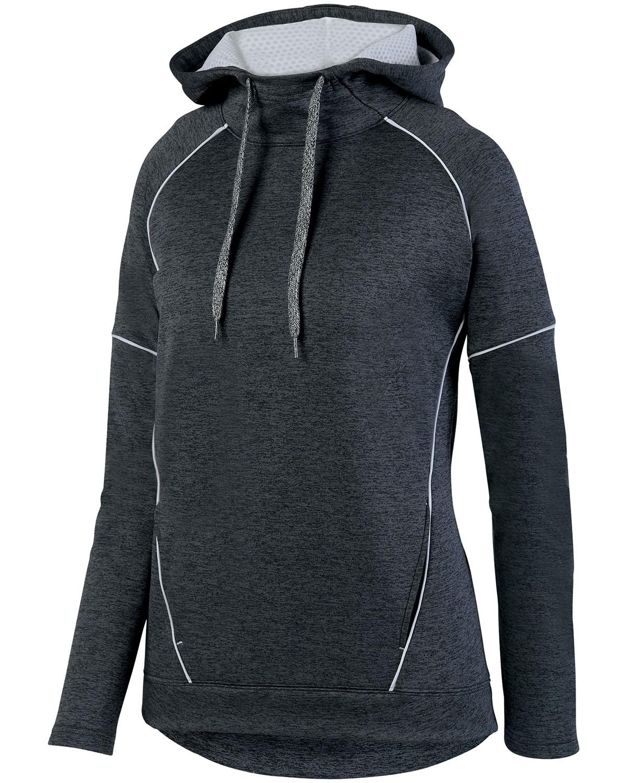 5556 Augusta Sportswear BLACK/ WHITE