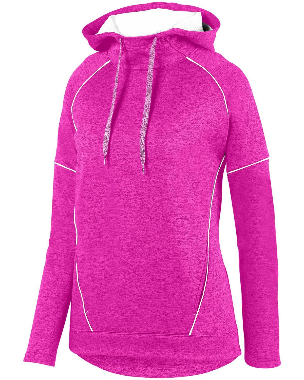 5556 Augusta Sportswear POWER PINK/ WHT