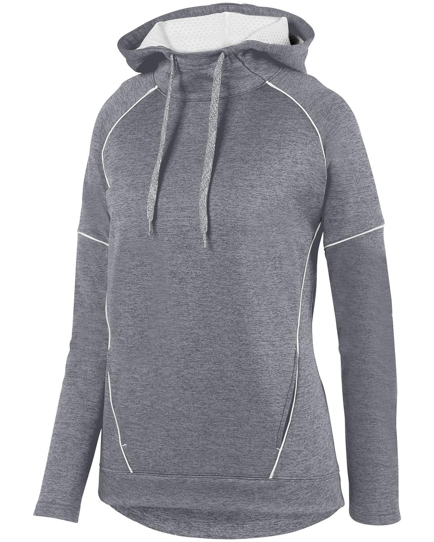 5556 Augusta Sportswear GRAPHITE/ WHITE