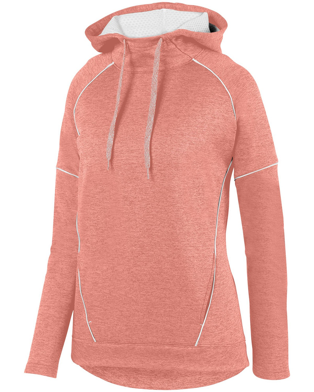5556 Augusta Sportswear CORAL/ WHITE