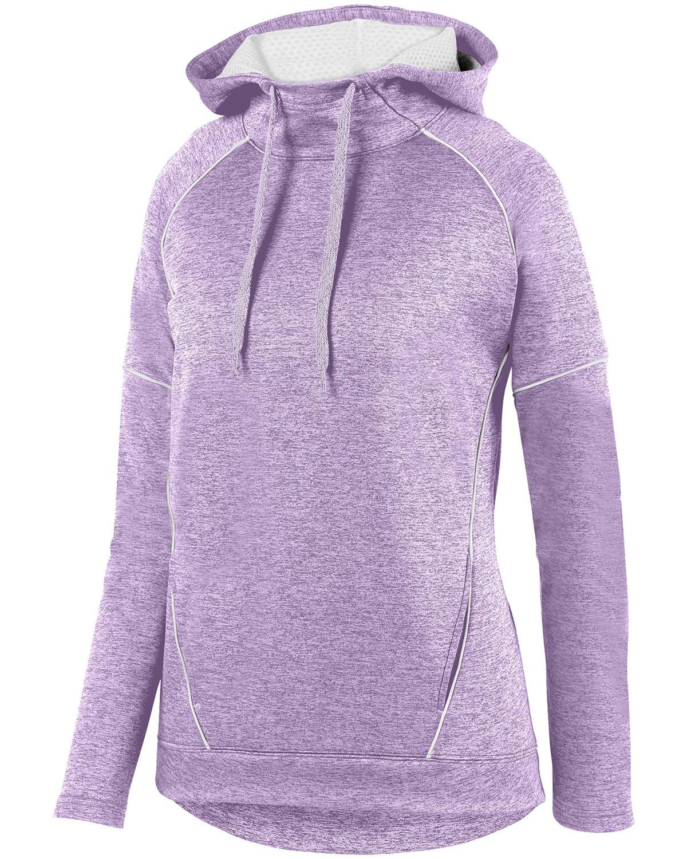 5556 Augusta Sportswear LT LVNDR/ WHT