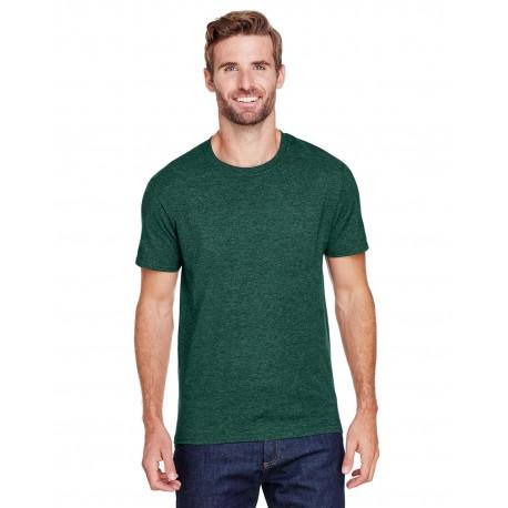 560MR Jerzees 560MR Adult 5.2 oz Premium Blend Ring-Spun T-Shirt FOREST GRN HTHR