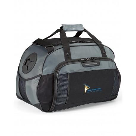 6883 Gemline 6883 Ultimate Sport Bag GUNMETAL GREY