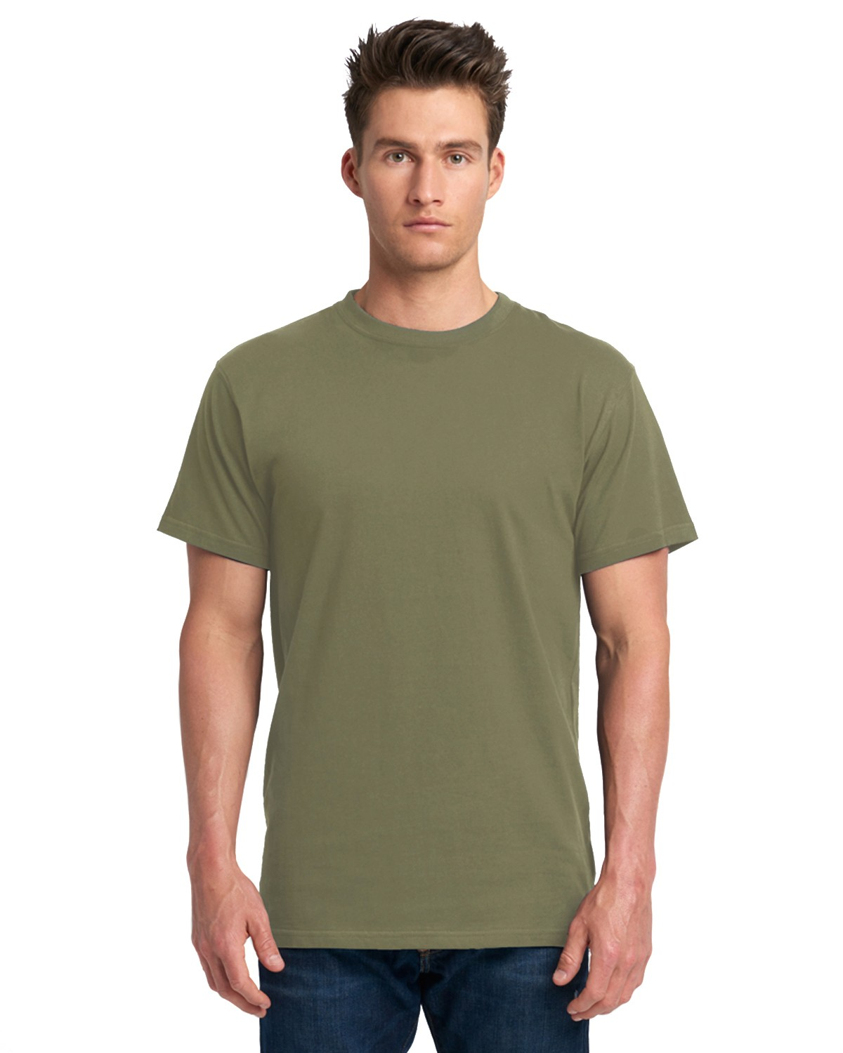 7410S Next Level MILITARY GREEN