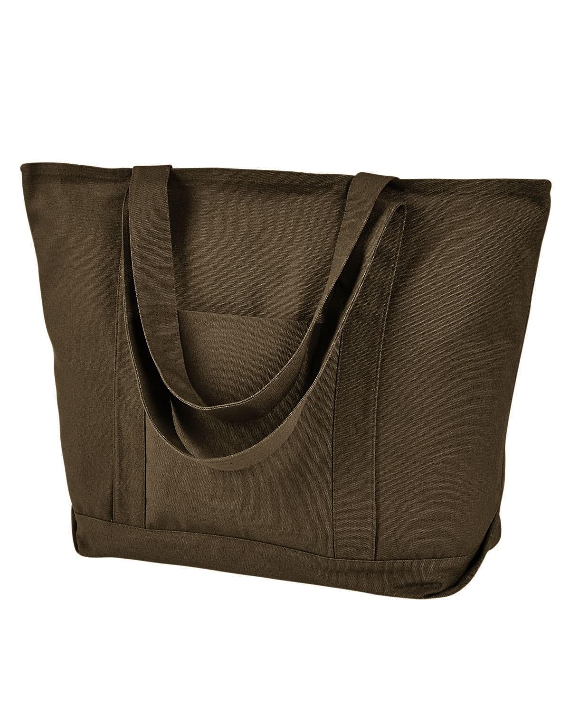 8879 Liberty Bags KHAKI GREEN