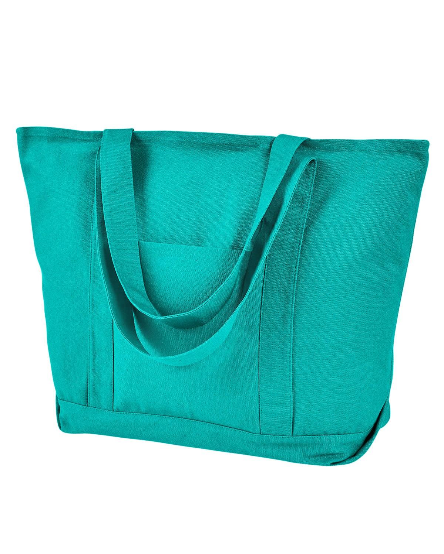 8879 Liberty Bags SEAFOAM GREEN