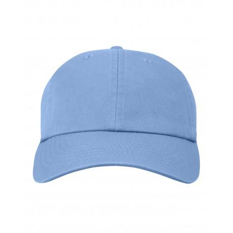 CA2000 Champion CA2000 Classic Washed Twill Cap CAROLINA BLUE