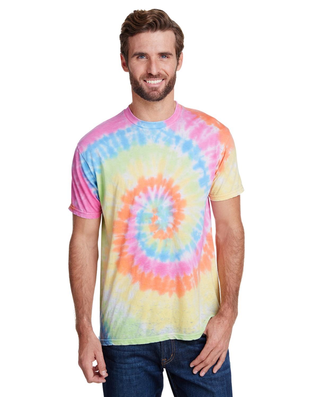 CD1090 Tie-Dye PASTEL