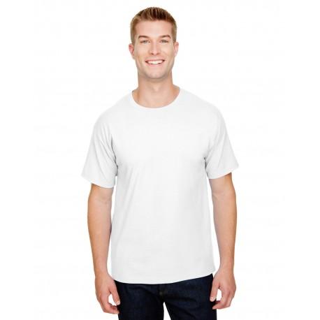 CP10 Champion CP10 Adult Ringspun Cotton T-Shirt WHITE