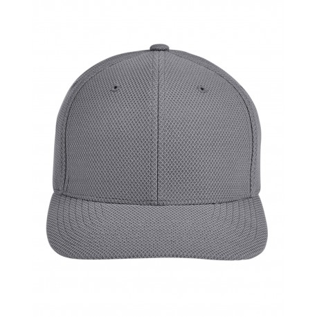 DG801 Devon & Jones DG801 CrownLux Performance by Flexfit Adult Cap GRAPHITE