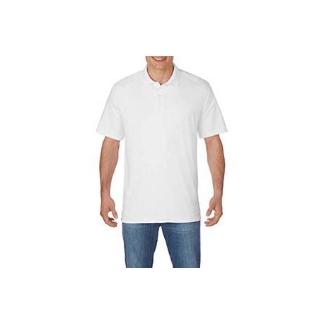 G488 Gildan G488 Performance Adult Jersey Polo WHITE
