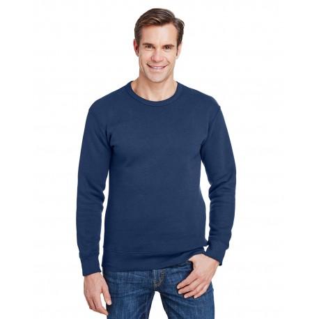 HF000 Gildan HF000 Hammer Adult 9 oz Crewneck Sweatshirt SPORT DARK NAVY