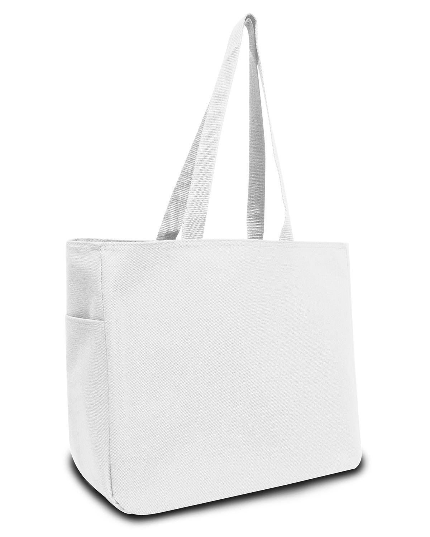 LB8815 Liberty Bags WHITE