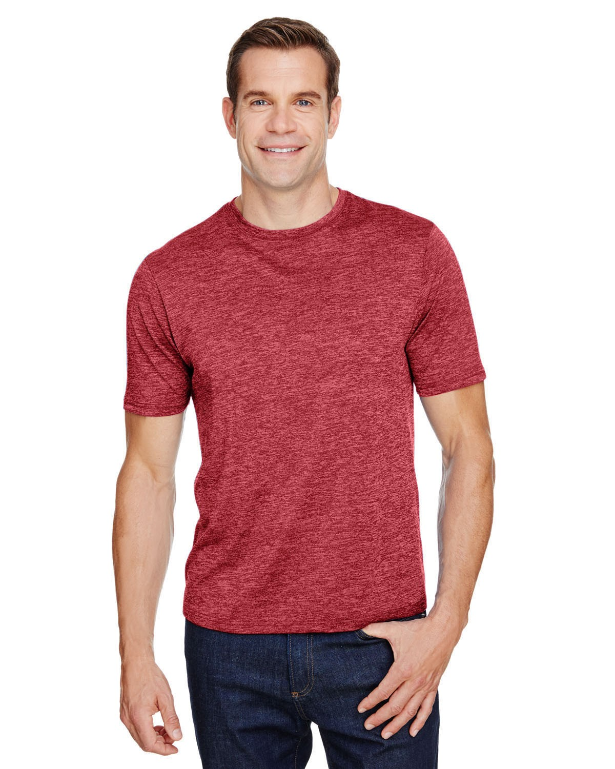 N3010 A4 Apparel RED