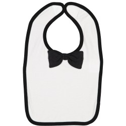 Rabbit Skins R1002 Infant Bow Tie Bib