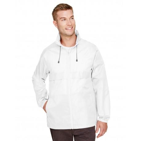 TT73 Team 365 TT73 Adult Zone Protect Lightweight Jacket WHITE