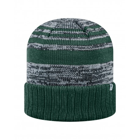TW5000 Top Of The World TW5000 Adult Echo Knit Cap FOREST