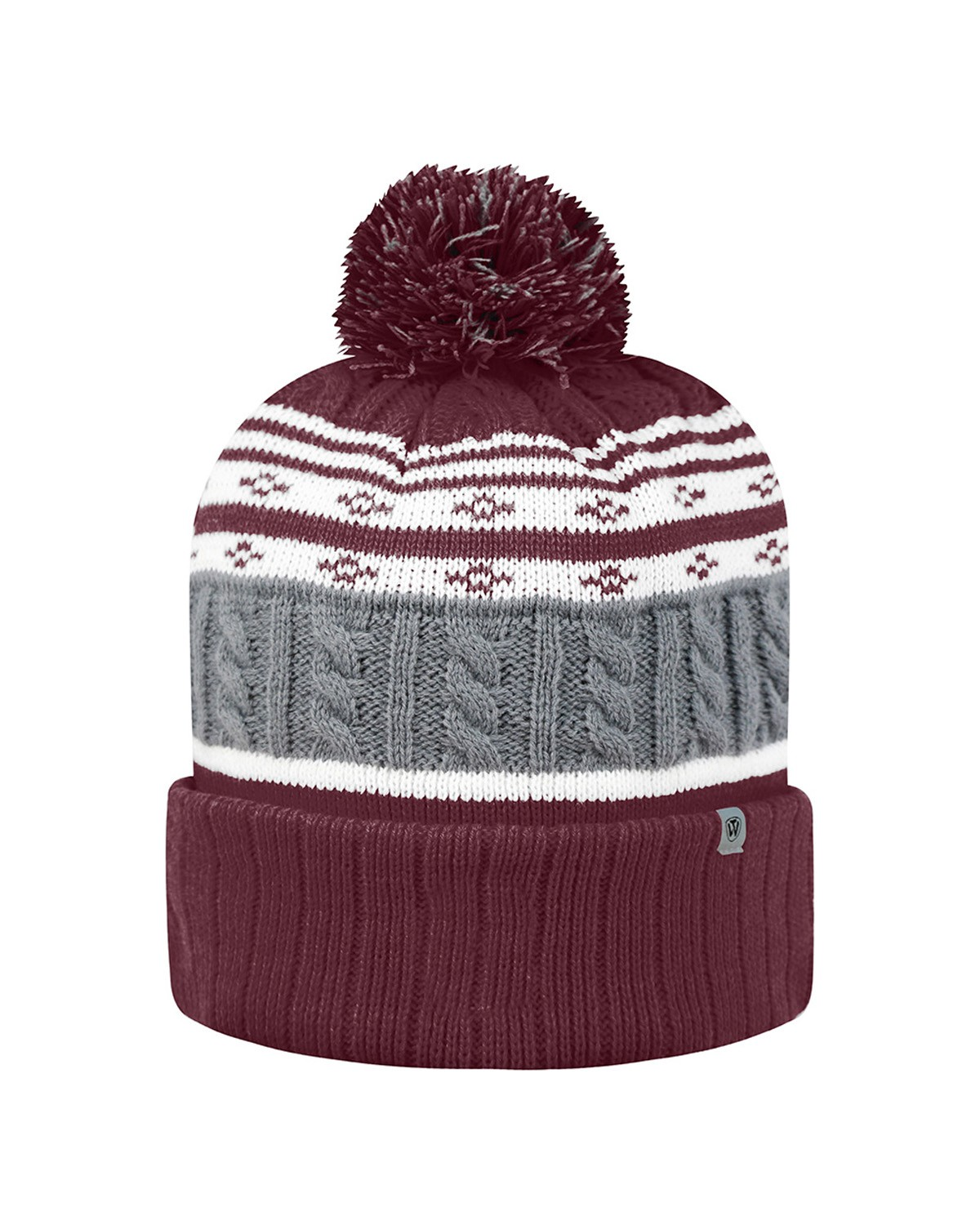 TW5002 Top Of The World BURGUNDY