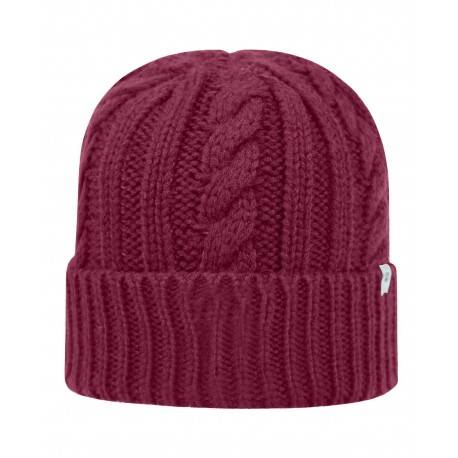 TW5003 Top Of The World TW5003 Adult Empire Knit Cap BURGUNDY