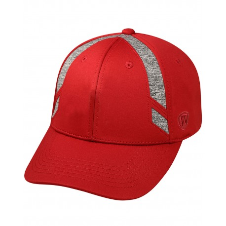 TW5519 Top Of The World TW5519 Adult Transition Cap CARDINAL